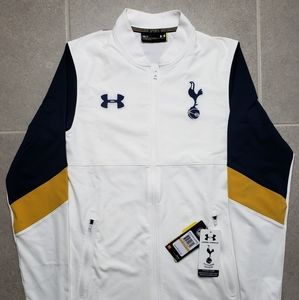 Tottenham Hotspur Under Armour Full Zip Jacket